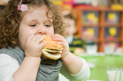 Fast Food Obesity Children Most fast food restaurants are
