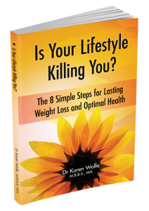 Is Your Lifestyle Killing You? Dr Karen Wolfe's new book